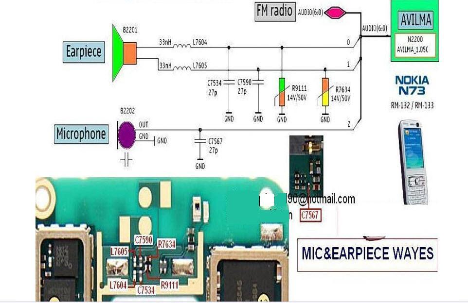 apple iphone 6 block diagram iphone 4 block diagram new gsm solutions nokia n73 mic and ear solution