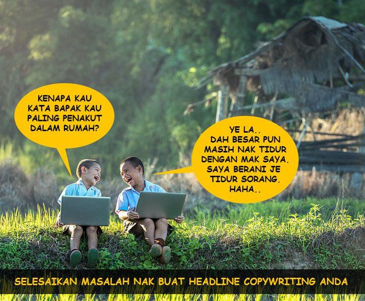 Cara Buat Headline Padu Iklan Online