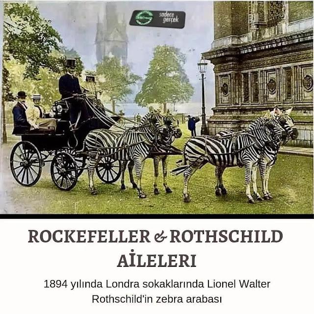 Rockefeller ve Rothschild aileleri hakkında