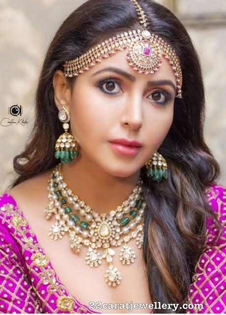 Nandini Rai in Kalasha Fine Jewels