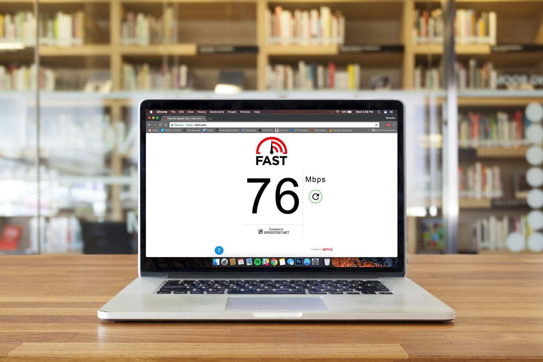 خدمة جديدة من جوجل لقياس سرعة الإنترنت | جربها الآن