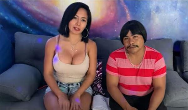 ¿Quién es el Chaparro Chuacheneger, el nuevo novio de la virgen Luna Bella?