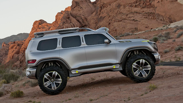 Mercedes-Benz Ener-G-Force side