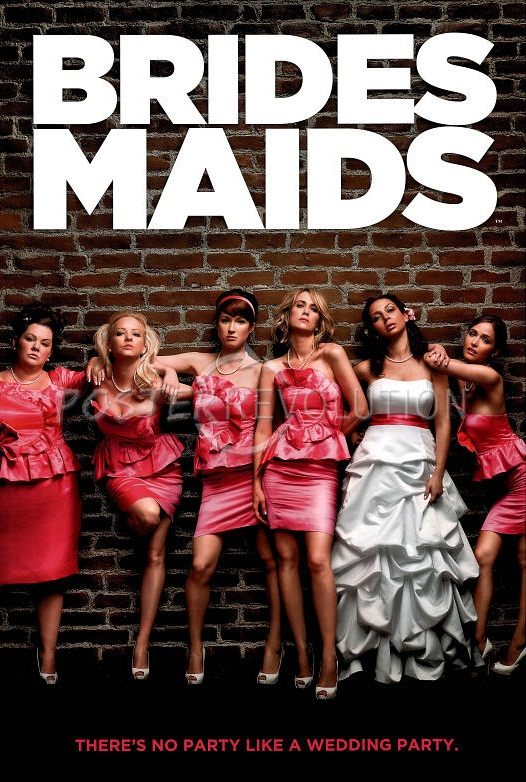 Bridesmaids [2011] [DVD9] [NTSC] [Latino]