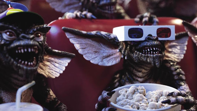gremlins in a movie theater
