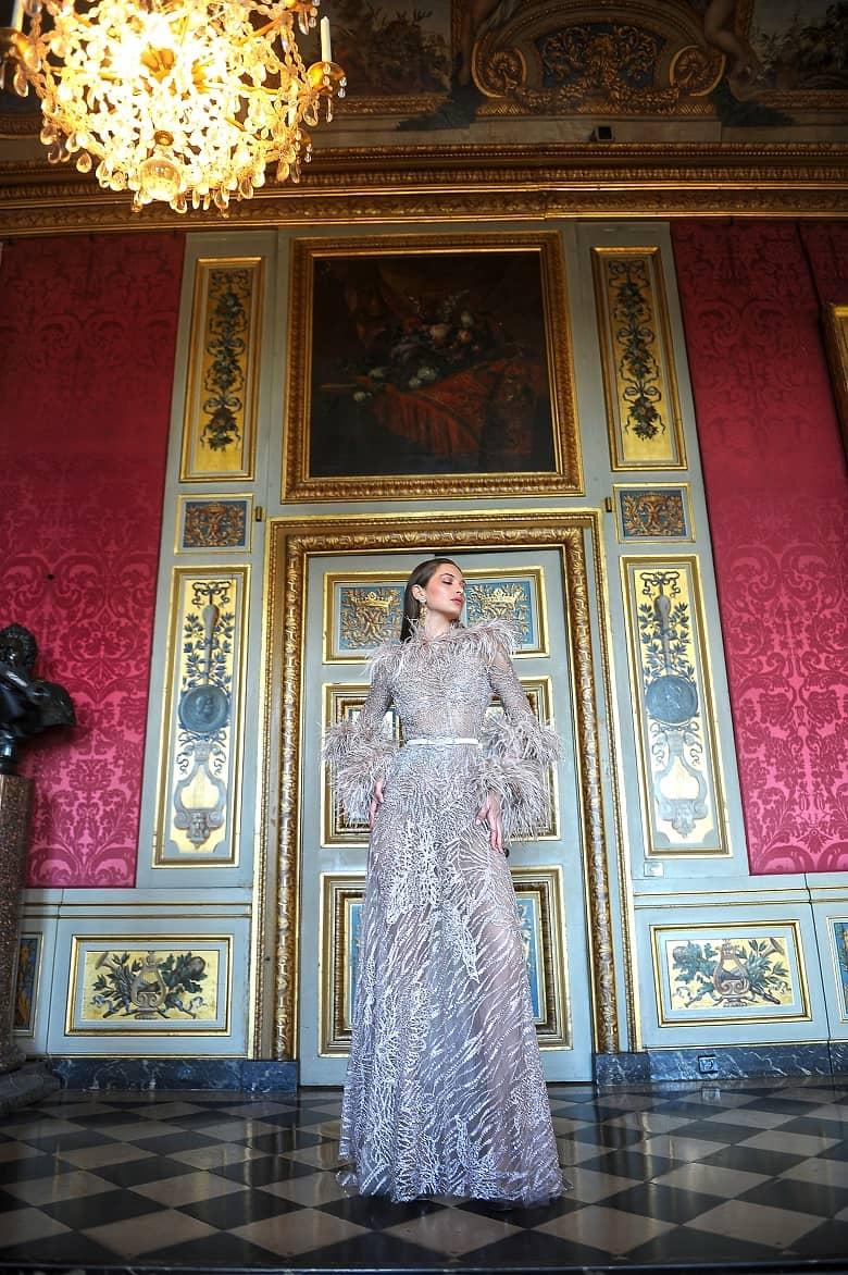 Paris Fashion Week Haute Couture SS21 - ZIAD NAKAD