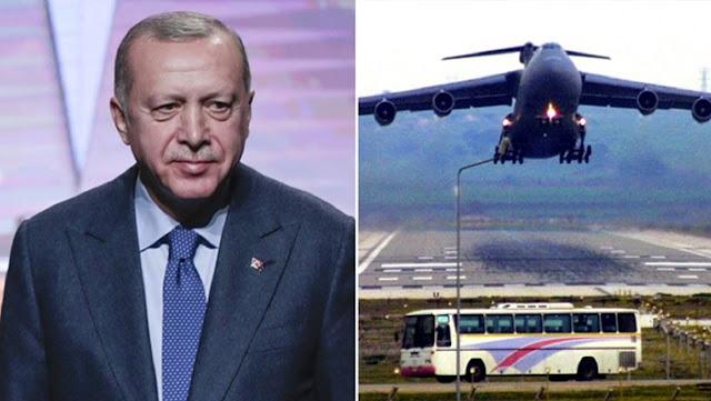 Tegas, Erdogan Ancam Tutup Pangkalan Militer AS di Turki