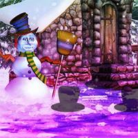 WowEscape - Fantasy Snowman World Escape