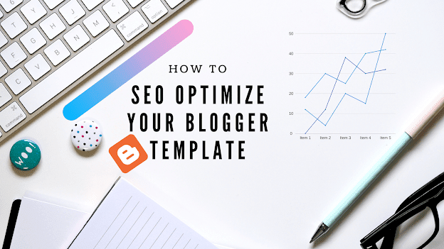 seo optimize blogger template