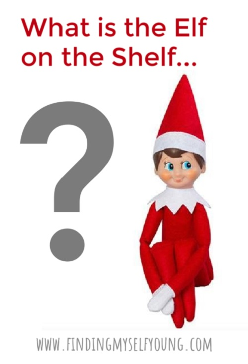 what is the elf on the shelf?