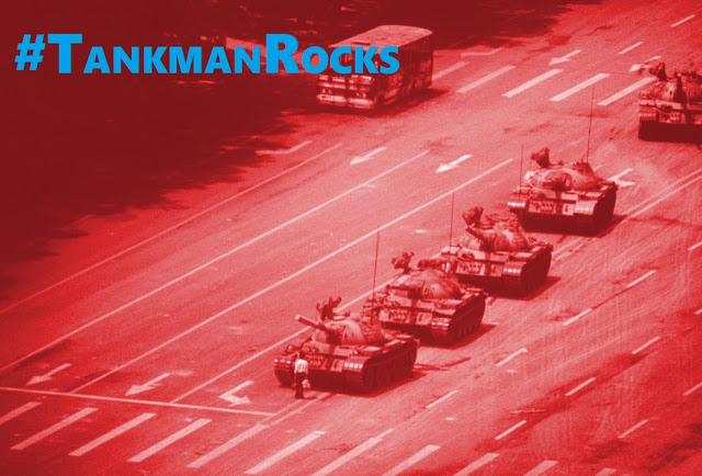 #TankmanRocks hashtag tankman rocks