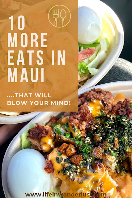 10 Best Places to Eat in Maui Hawaii
