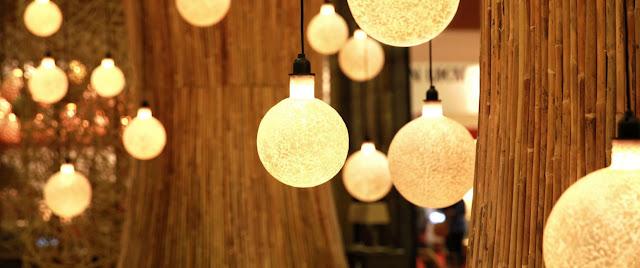 Bali decorative lighting