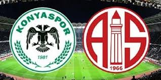 Konyaspor - Antalyaspor Canli Maç İzle 27 Ocak 2019