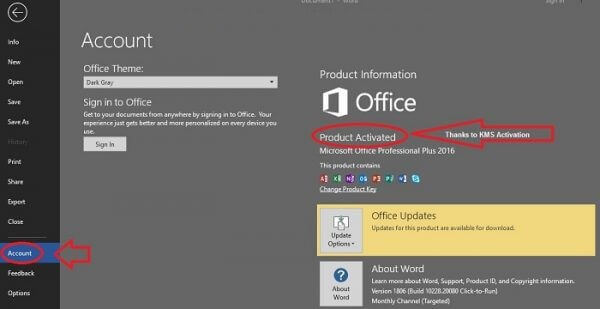 MS-Office-Confirmation