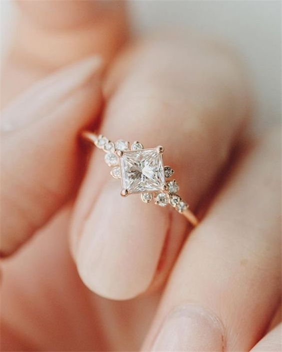 *Top 5 Engagement Ring Trends for 2020