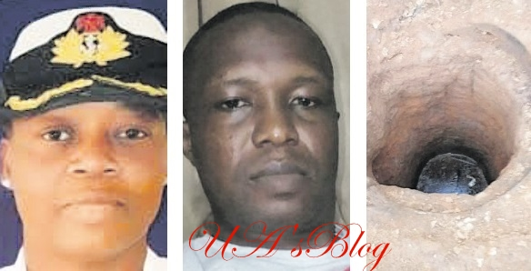 Navy Commander's Murder Was Planned From Church...See Details