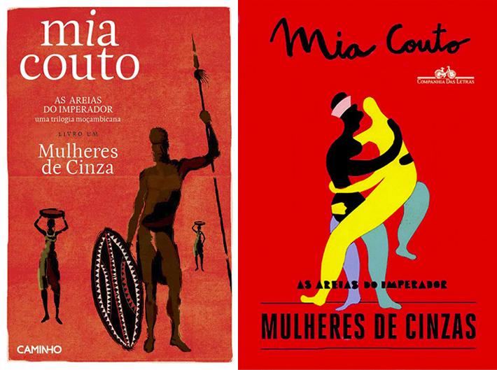 Top 3 autores de língua portuguesa