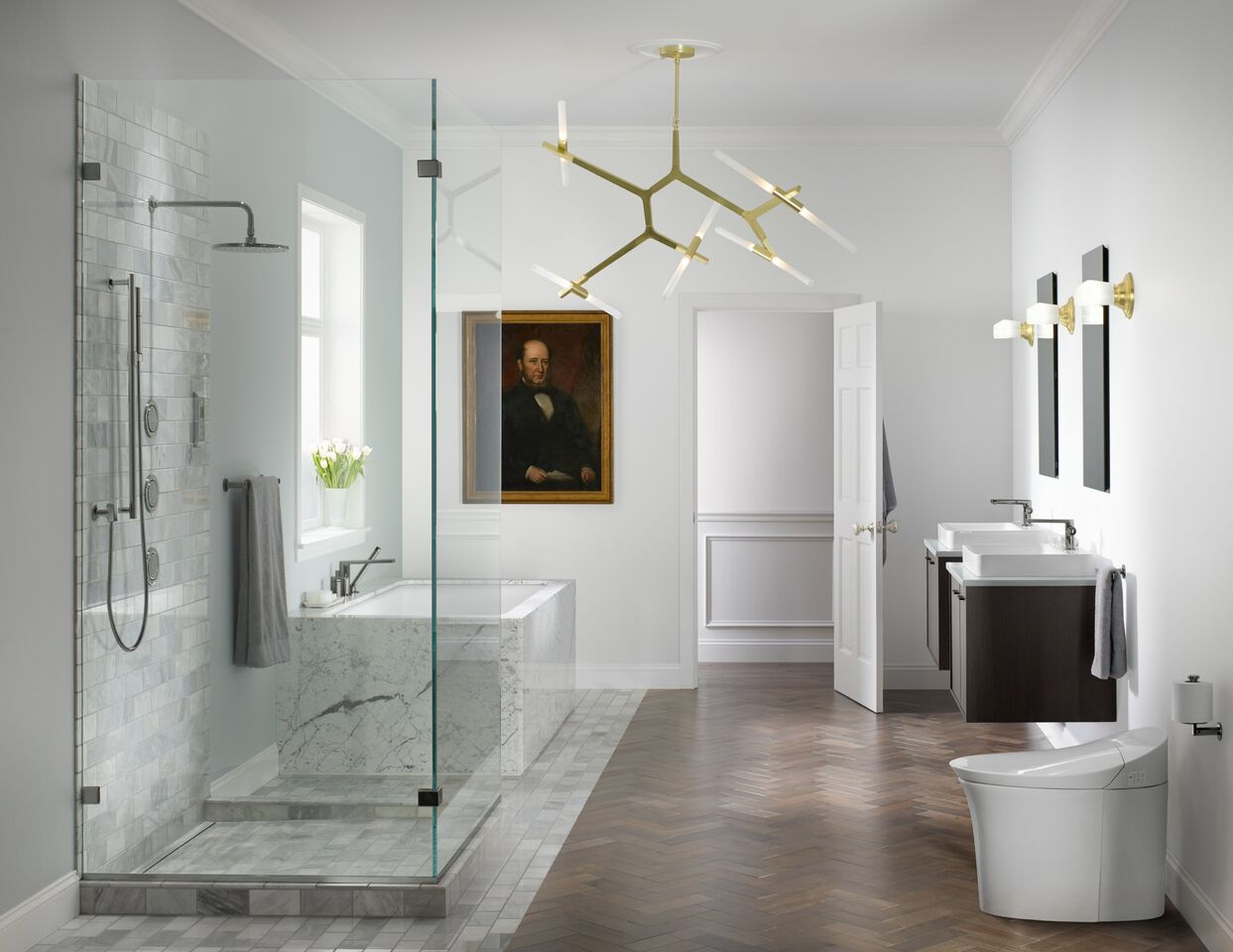 Design help for your bathroom project hello lovely for Bathroom design help