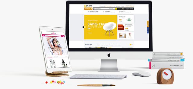 Các bước thiết kế một trang web bán hàng hiệu quả