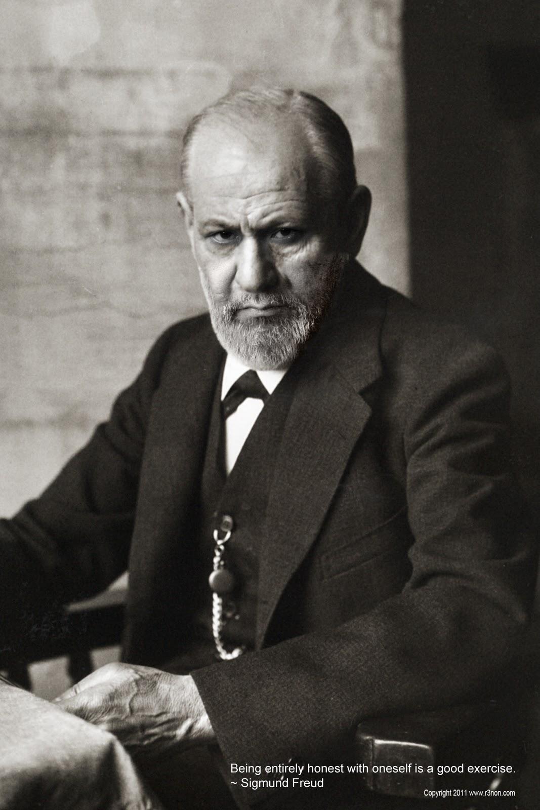 Sigmund freuds theory