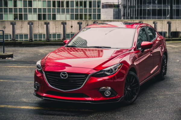 2016 Mazda 3 2.0L Manual Sedan Review