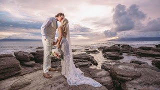 Wedding Pic Of Tyler Toffoli