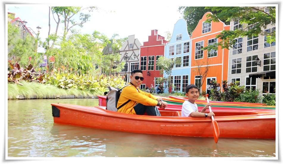 Tempat liburan yang asyik dan instagramable di Bogor Jawa Barat