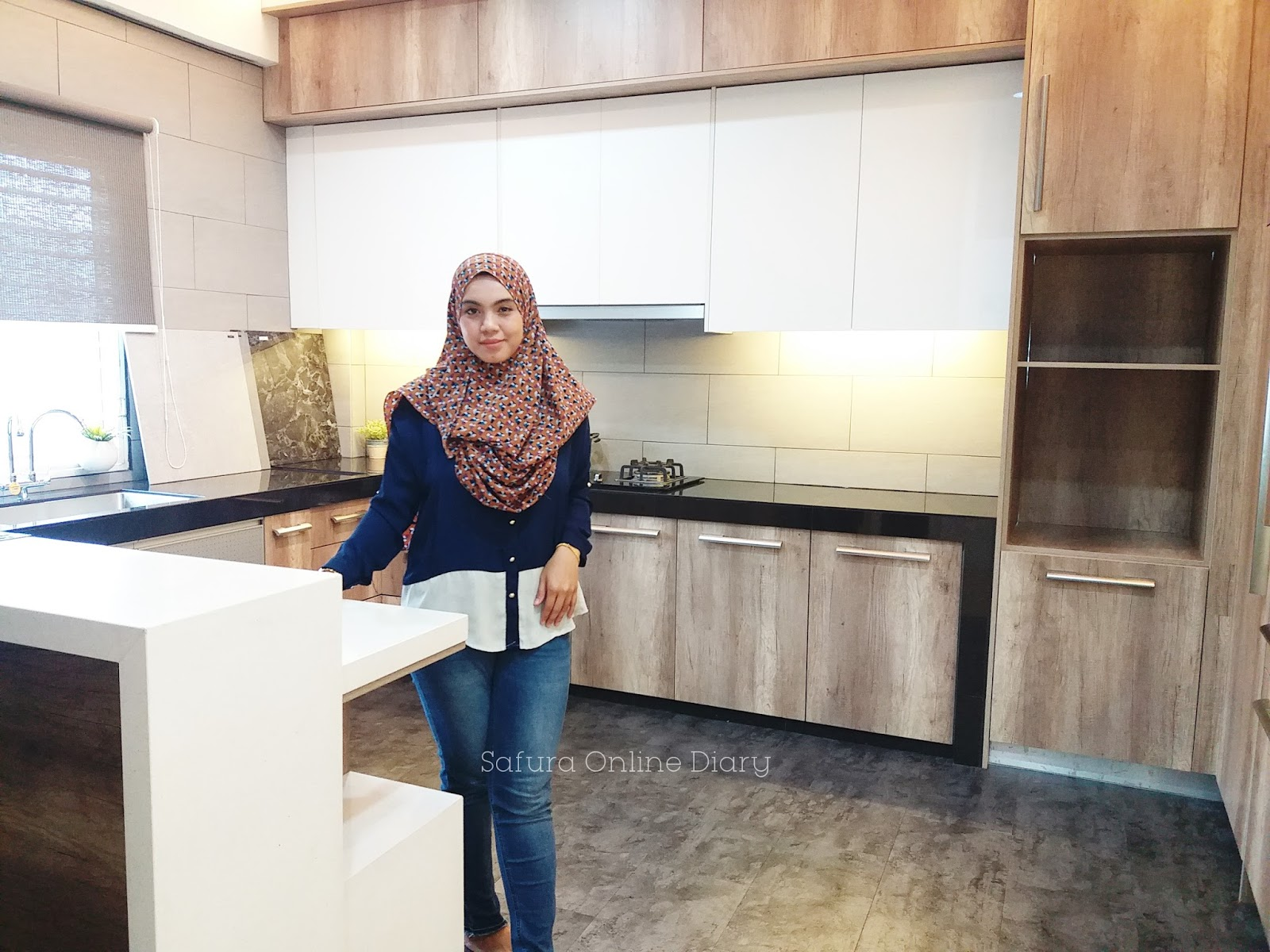 Survey Kitchen Kabinet Rumah Kami Di Intech Kitchen Kajang Safura Online Diary