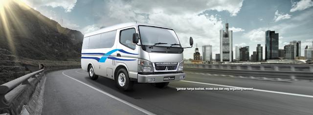 Promo Program Mitsubishi BUS & Truck Colt Deasel FE Series Di Bandung
