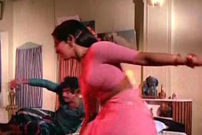 Hot Actress Saree Strip