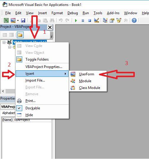 Membuat aplikasi form input nilai siswa di Microsoft Excel