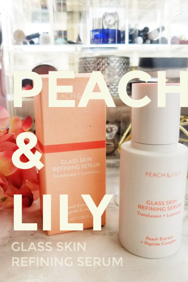K-Beauty Brand Peach & Lily Glass Skin Refining Serum | Love It or Leave It?