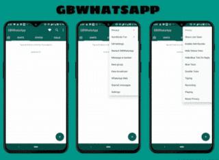 GBWhatsapp Apk v10.25 + Anti Ban Latest Version