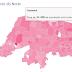 Isolamento social apresenta Guamaré com o melhor índice entre as quatro cidades que compõe a região salineira