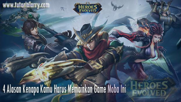 Heroes Evoled