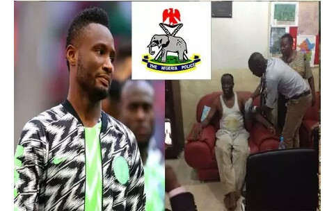 Rescued pa Mikel obi