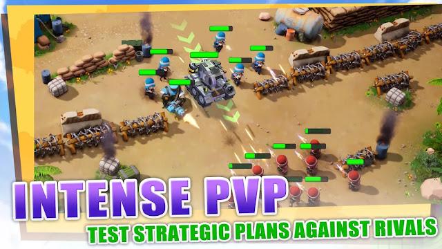 Screenshot Top War Battle Game - Apcoid