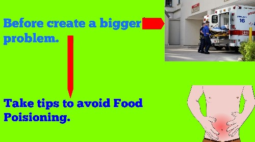 How to cure FOOD POISONING with Effective tips
