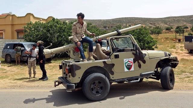 European Union calls for Ramadan truce in Libya