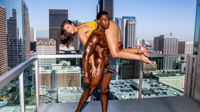 Blacked – You Asked For It! – BELLA ROLLAND