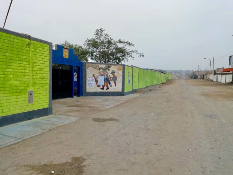 Colegio 3073 EL DORADO - Puente Piedra