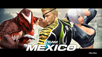 Team Gameplay Trailer Numero 9 per The King OF Fighters XIV
