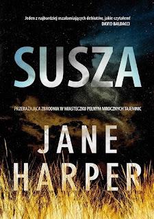 Jane Harper. Susza.