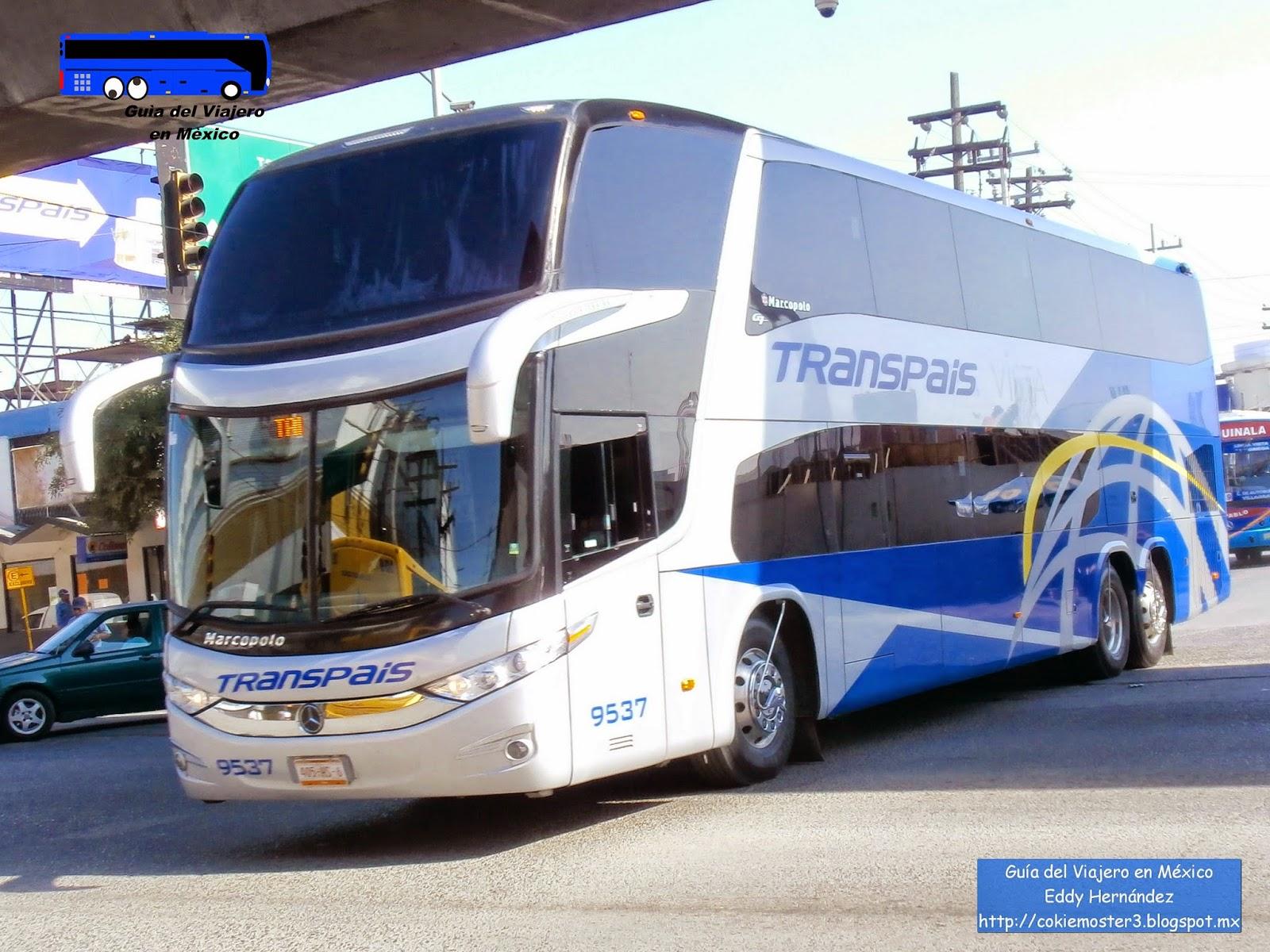 Gu a del viajero en m xico el mas bonito autob s de dos pisos en m xico - Autobuses de dos pisos ...