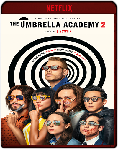 The Umbrella Academy: The Complete Second Season (2020)