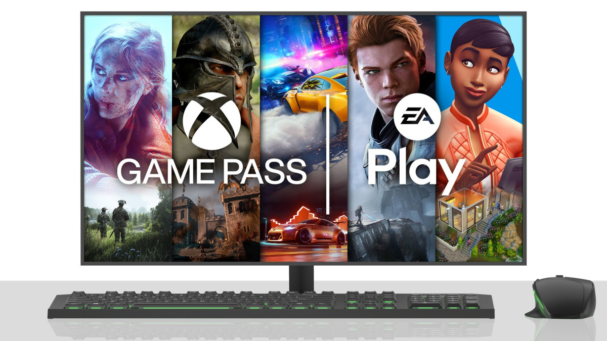 EA Play su PC con Xbox Game Pass