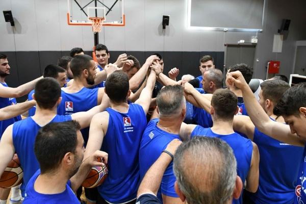 Στην Κωνσταντινούπολη για τουρνουά προετοιμασίας της Εθνικής Νέων Ανδρών