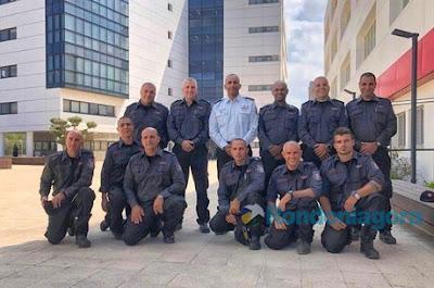 Bombeiros de Israel em Porto Velho para ajudar no combate a incêndios