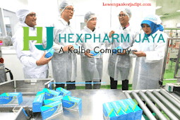 Lowongan Kerja PT Hexpharm Jaya Laboratories Cikarang Terbaru